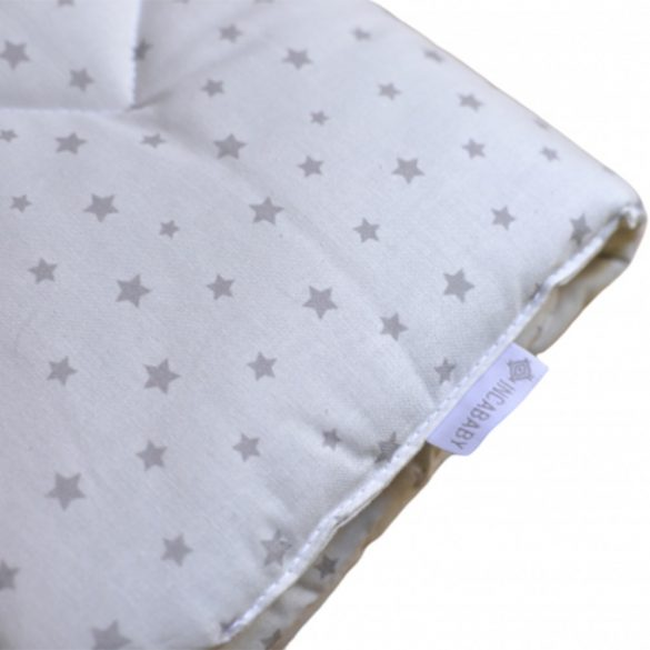 Incababy Junior Párna Grey Star